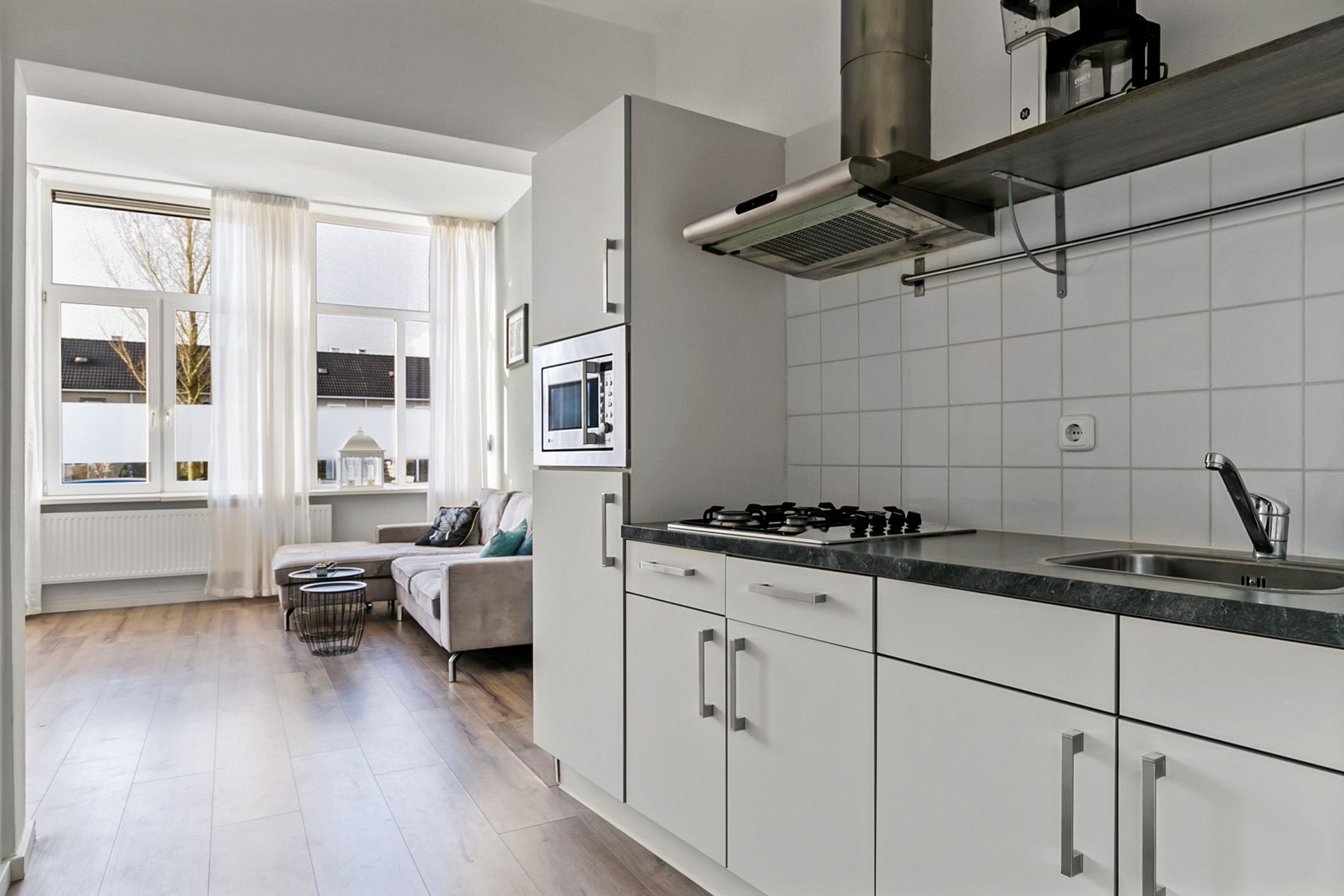 Badkamer Keuken Bolsward : Appartement te koop: laag bolwerk 45 a 8701 kt bolsward [funda]