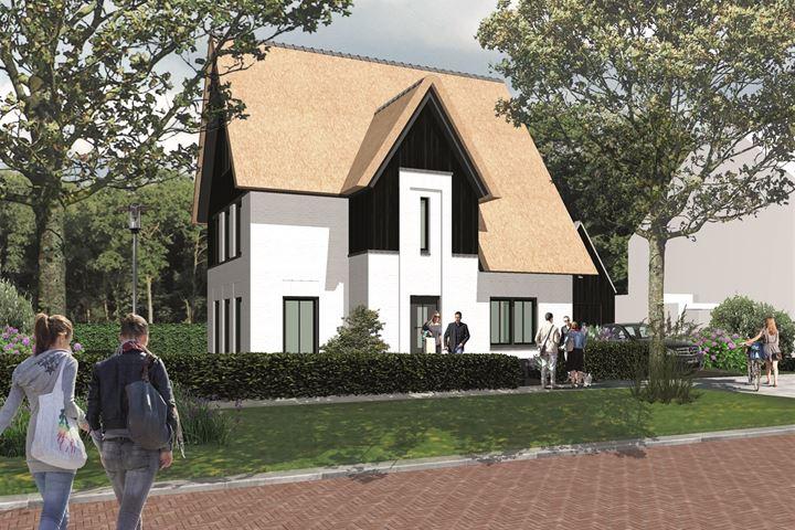 Nieuwbouwhuis op kavel op Rimpeler in Putten