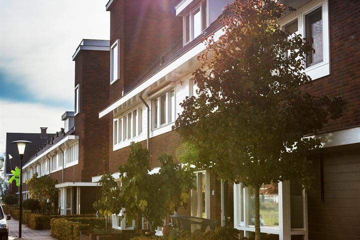 422 | Stadswoning met Erker | Berckelbosch (Bouwnr. 422)