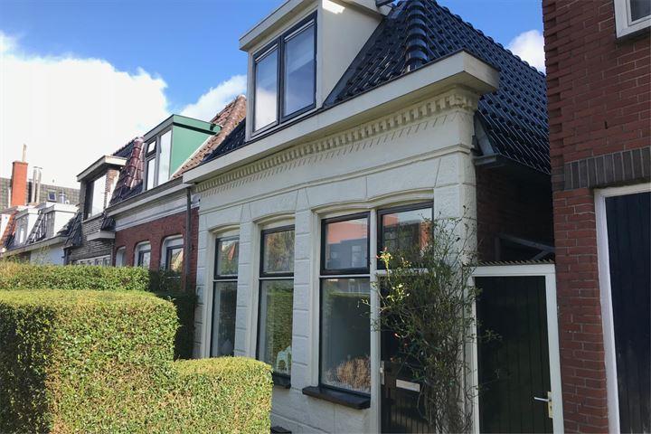 Verkochte huizen in Professorenbuurt, Groningen [funda]
