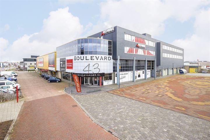 Parallelweg 41 - 43, Beverwijk