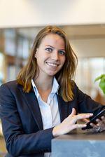 Inge van de Lagemaat (Commercieel medewerker)