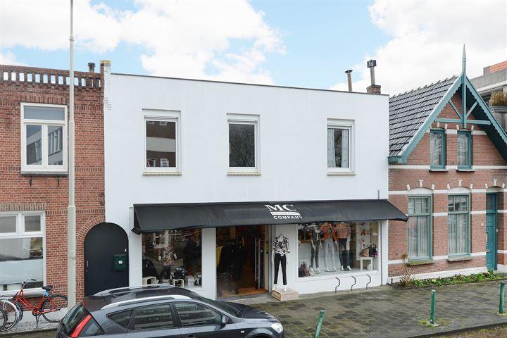 Kerkhofweg 18, Breda
