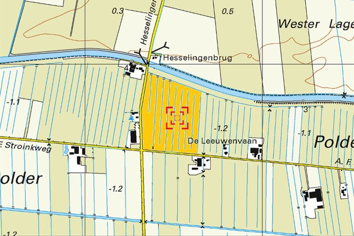 A.F. Stroinkweg, Steenwijkerwold