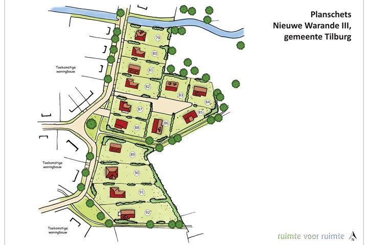 Buitengoed Nieuwe Warande deelplan III # 92