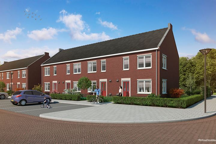 Nieuw Sintmapark - hoekwoning - bnr. 5 (Bouwnr. 5)