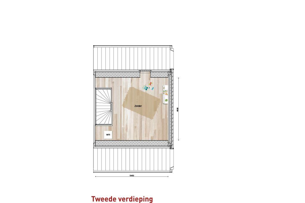 Bekijk foto 4 van Nieuw Sintmapark - hoekwoning - bnr. 8 (Bouwnr. 8)