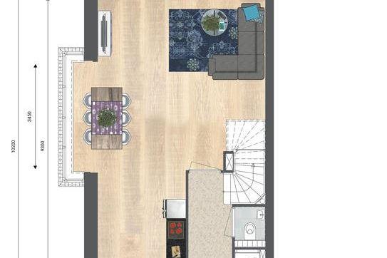 Bekijk foto 4 van Park Centraal | fase 5 (Bouwnr. 215)