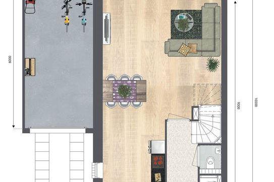 Bekijk foto 3 van Park Centraal   fase 5 (Bouwnr. 216)