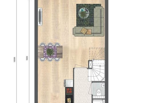 Bekijk foto 3 van Park Centraal   fase 5 (Bouwnr. 261)