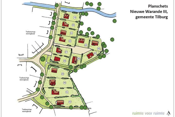 Buitengoed Nieuwe Warande Deelplan III #89