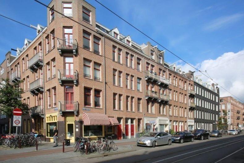 appartement te koop: witte de withstraat 132 2 1057 zh amsterdam [funda]
