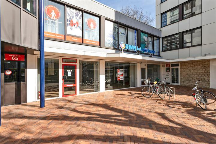Nieuwe Markt 67 A-B-C, Roosendaal