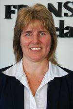 Wendy de Jager (Office manager)