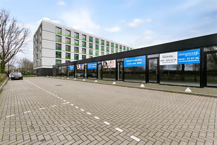 Vijfhagen 202 - 211, Breda