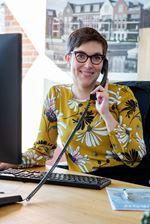 Gerriëtte Visbeen - Stolk (Office manager)