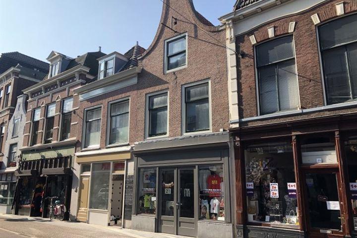 Haarlemmerstraat 21, Leiden