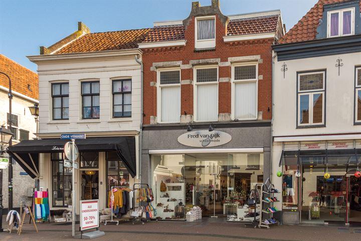 Oude Vismarkt 13, Culemborg