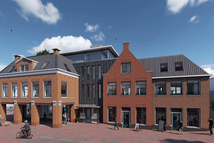 Appartementen Oosterpoort
