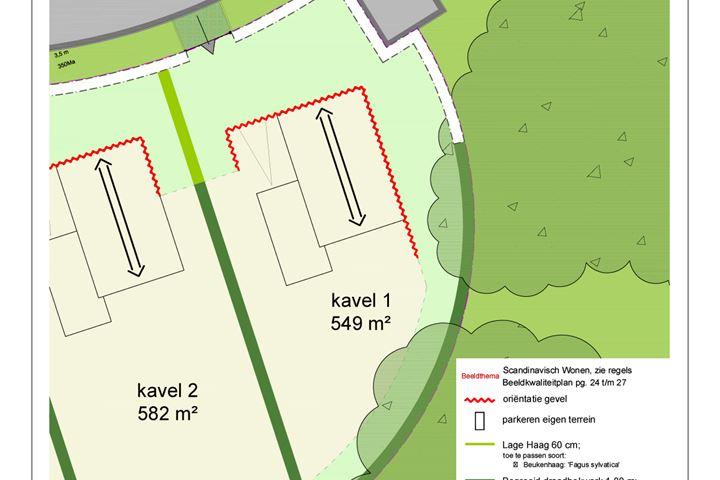 Klein Scandinavië (Bouwnr. 1)