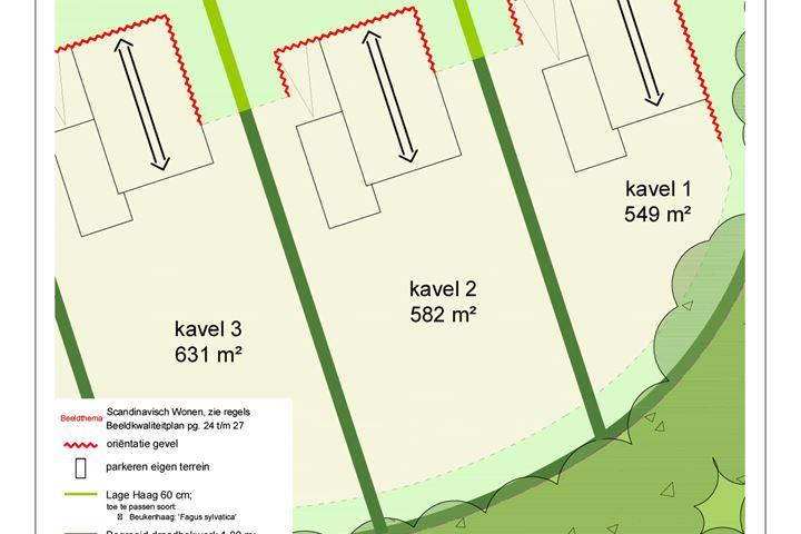 Klein Scandinavië (Bouwnr. 2)