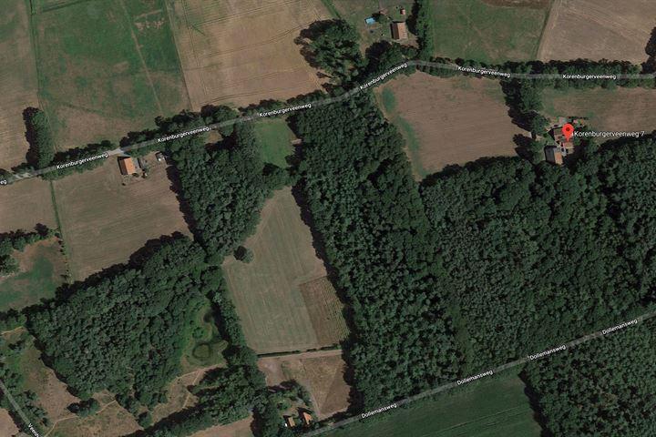 Korenburgerveenweg, Winterswijk Corle