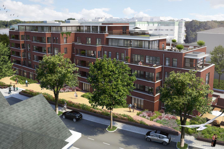 Bekijk foto 3 van Poortgebouw penthouse bnr (Bouwnr. 401)