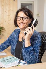Anja Hut - Timmer (Secretaresse)