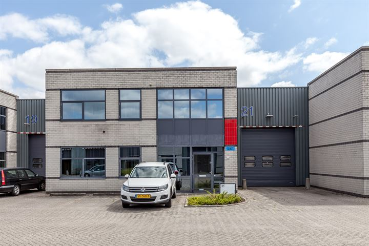 Nikkelstraat 21, Breda