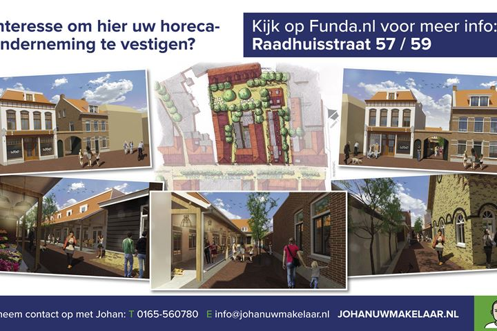 Raadhuisstraat 57, Roosendaal