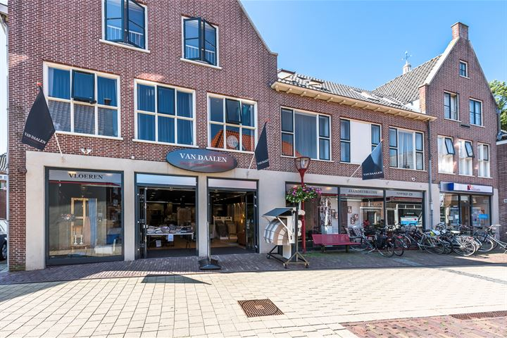 Catharinastraat 2-42 en Langestraat 12