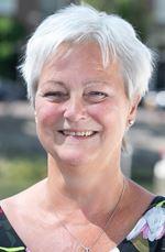 Yvonne Elshof  - Secretaresse