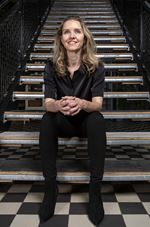 Saskia Jansen - Ik ben werkzaam als commercieel medewerker en ondersteun mijn collega's als assistent makelaar op de binnendienst. (A-RMT).