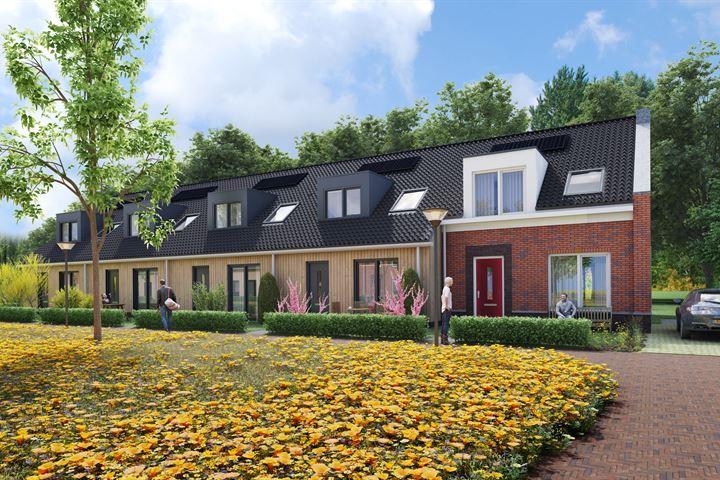 Lindehoeve A1/A2 - Tussenwoning bnr. 23 (Bouwnr. 23)