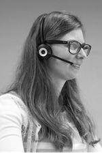 Jessica van Olst (Secretary)