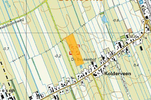 Kolderveense Bovenboer/Kerkweg, Nijeveen