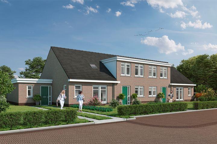 Nieuw Sintmapark - tussenwoning - bnr. 22 (Bouwnr. 22)