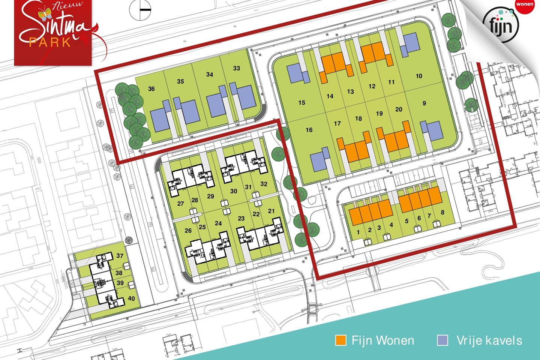 Bekijk foto 3 van Nieuw Sintmapark - tussenwoning - bnr. 39 (Bouwnr. 39)