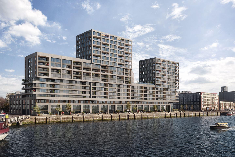 Bekijk foto 2 van Maashaven Kade Noordzijde