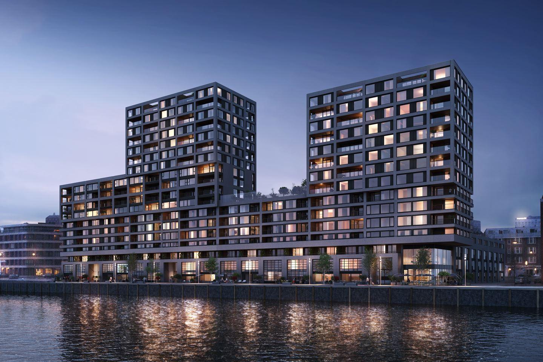 Bekijk foto 3 van Maashaven Kade Noordzijde