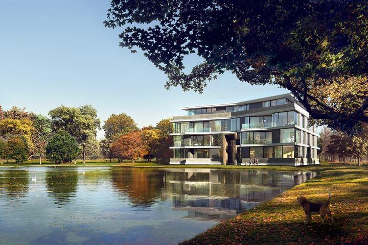 Buitenplaats Haagwijk, Het Grote Huis