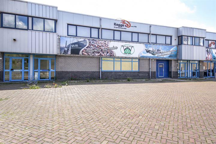 Halkade 50 - 54, IJmuiden
