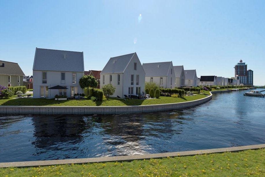 Bekijk foto 3 van Waterfront, 11 kavels Noordereiland (Bouwnr. Q)