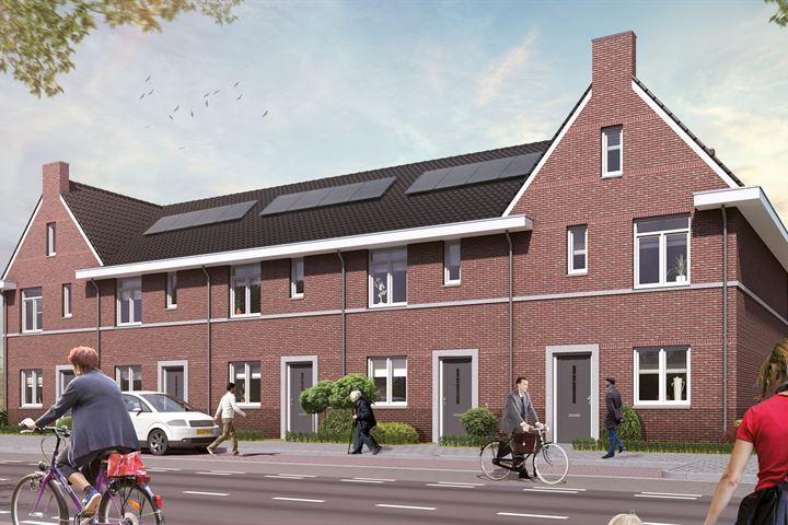 Haag5 Breda | appartementen / hoek- en rijwoningen
