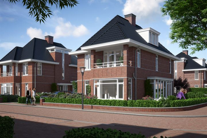 Villapark Eikelenburgh type Robijn (Bouwnr. 810)