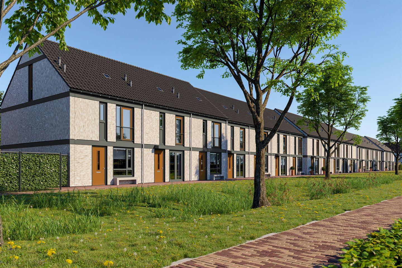 View photo 2 of Tussenwoning type M1 (Bouwnr. 7)