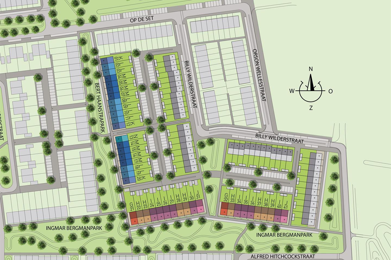 Bekijk foto 4 van Tussenwoning type M1 (Bouwnr. 16)