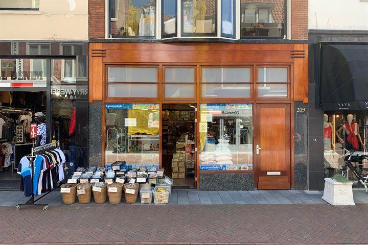 Haarlemmerstraat 209, Leiden