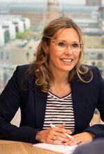 Melanie Schütte-Van Pelt (Office manager)