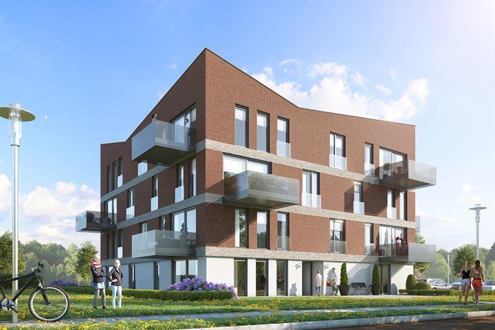 t Balderijck fase 2, 13 appartementen Oldenzaal